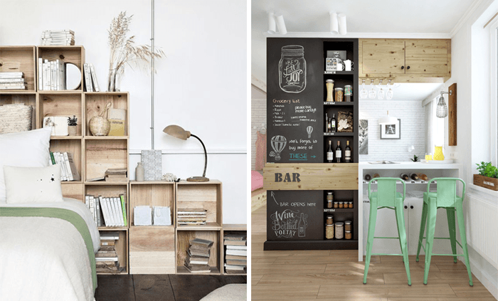 decoracao de apartamentos pequenos