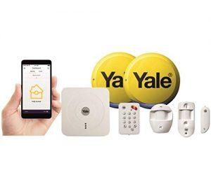 alarma yale que puedes comprar on line