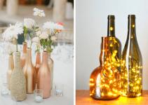 ideas para hacer una decoración económica de Año Nuevo