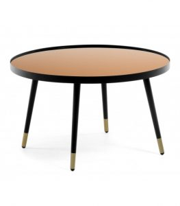 la mejor seleccion de mesa cristal redonda para comprar on line 2