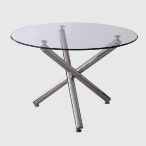 lista de mesa comedor cristal redonda para comprar online el top 30