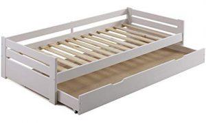 opiniones y reviews de cama nido madera blanca para comprar 1