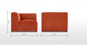 recopilacion de sillon velvet para comprar en internet
