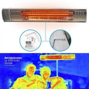 el mejor listado de calefactor por infrarrojos para comprar online