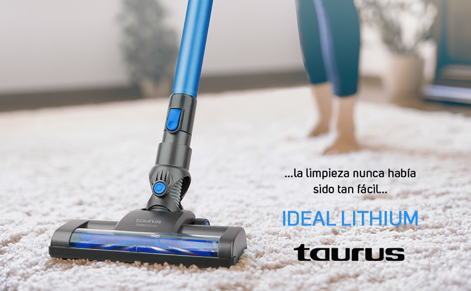 Opiniones Y Reviews De Aspiradora Taurus Ultimate Lithium Para Comprar On Line 2021