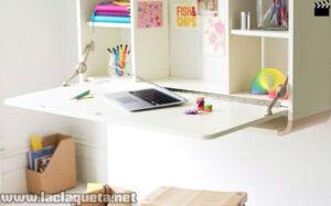 mesas de escritorio plegables